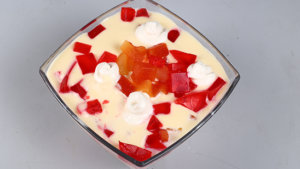 Rasmalai Trifle Bowls Recipe   Masala Mornings