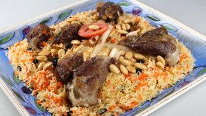 Ruz Bukhari Recipe | Food Diaries