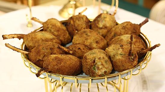 Shahi Mutton Chops Recipe   Masala Mornings