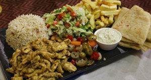 Shawarma Platter Recipe | Masala Mornings