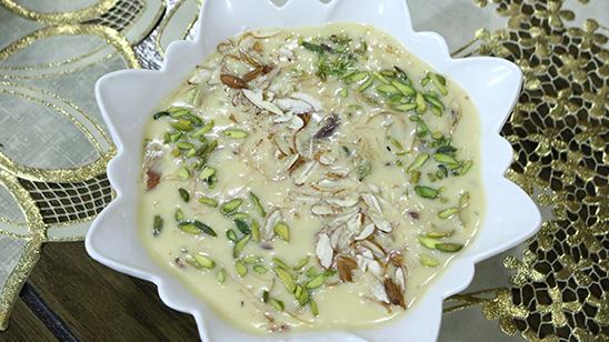 Sheer Khurma Recipe | Food Diaries
