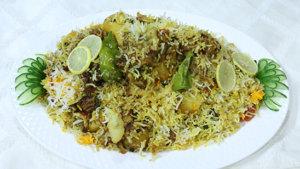 Sindhi Biryani Recipe | Dawat