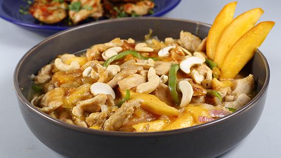 Thai Coconut Grilled Chicken Recipe | Lazzat