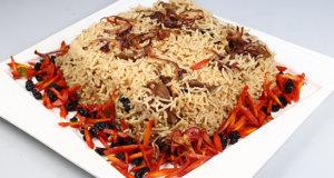 Uzbek Pulao Recipe | Dawat
