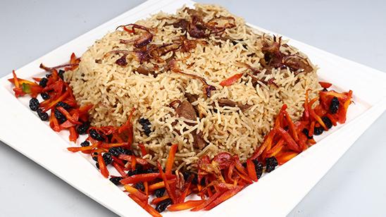 Uzbek Pulao Recipe   Dawat