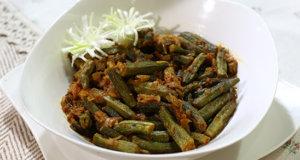 Bhindi Masala Recipe | Lazzat