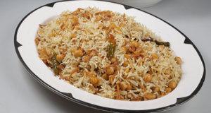 Chana Pulao Recipe | Dawat