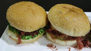 Hunter Beef And Burger Recipe | Food Diaries