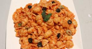 Red Sauce Pasta Recipe | Dawat
