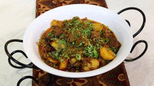 Aalu Gosht Stew Recipe | Lazzat