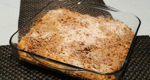Apple Crumble Cake Recipe   Food Diaries