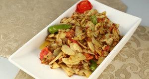Aalu Achari Bhujia Recipe | Dawat