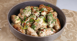 Chicken Cream Kabab Recipe | Lazzat