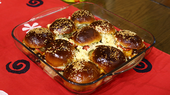 Cheese Burger Sliders Recipe | Food Diaries