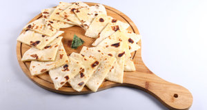 Cheese Naan Recipe | Lively Weekends