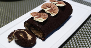 Coffee Chocolate Roll Recipe | Food Diaries