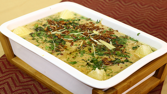 Degi Mutton Haleem Recipe | Masala Mornings
