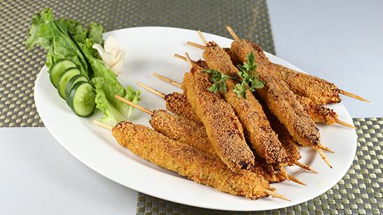 Fried Chicken Popsicles Recipe | Masala Mornings
