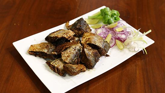 Fried Fish Recipe | Tarka