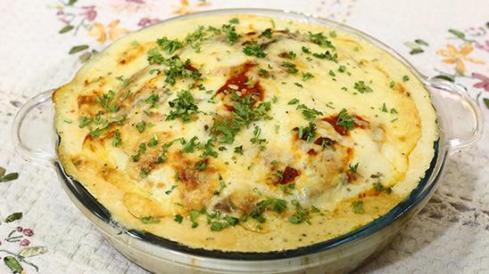 Frozen Paratha Lasagna Recipe | Masala Mornings