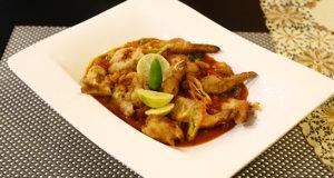 Garlic Butter Shrimp Recipe | Tarka