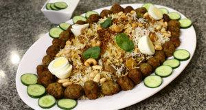 Gosht Kabab Pulav Recipe | Food Diaries