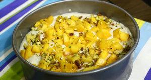 Hung Curd Cheesecake Recipe | Food Diaries
