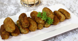 Hunter Beef Cutlets Recipe | Masala Mornings