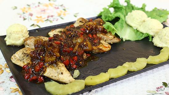 Italian Rosemary Chicken Recipe | Masala Mornings