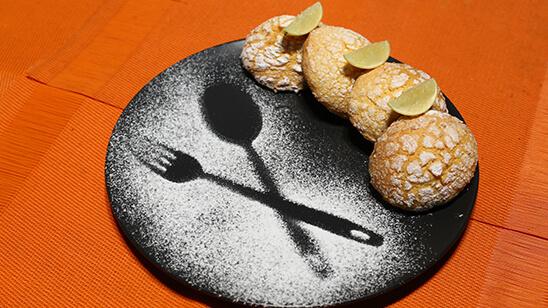 Lemon Cookies Recipe   Dawat