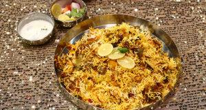 Mutton Degi Biryani Recipe | Lively Weekends
