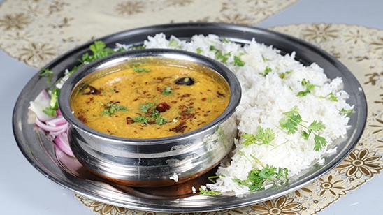Masoor Ki Daal Aur Chawal Recipe | Tarka