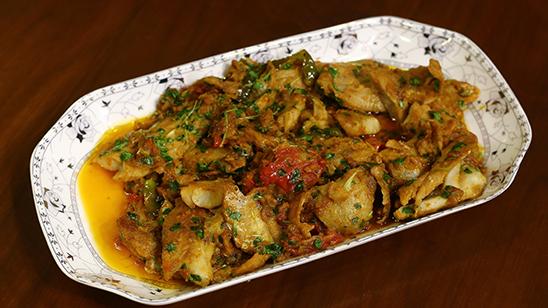 Methi Machli Recipe | Dawat