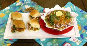 Paav Bhaaji Recipe | Food Diaries