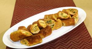 Pizza Roll Ups Recipe | Masala Mornings