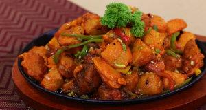 Potato Manchurian Recipe | Masala Mornings
