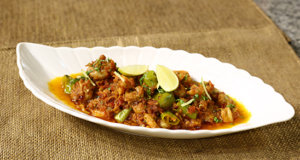 Prawn Masala Karahi Recipe | Dawat