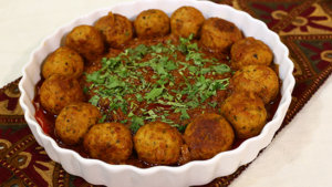 Tandoori Masala Meat Balls Recipe | Lazzat