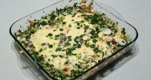 Vegetable Nachos Recipe | Food Diaries