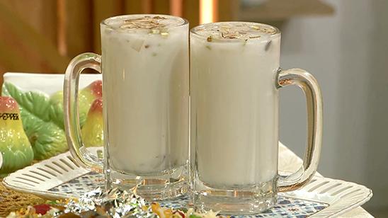 Badam Ka Sharbat Recipe | Lazzat