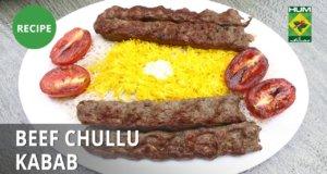 Beef Chullu Kabab Recipe Irfan Wasti