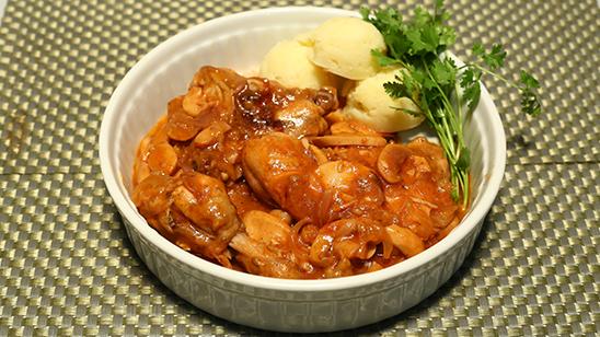 Hunter Chicken Recipe   Dawat