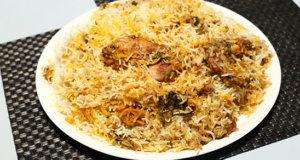 Hyderabadi Dum Chicken Biryani Recipe | Lazzat