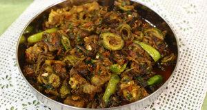 Karelay Gosht Recipe | Lazzat