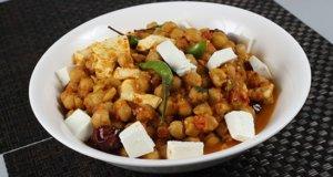 Paneer Chana Recipe | Food Diaries