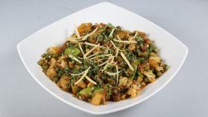 Adraki Aalu Gobhi Sabzi Recipe | Lazzat