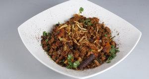 Adraki Bhuna Qeema Recipe | Tarka
