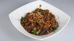 Adraki Bhuna Qeema Recipe   Tarka