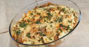 Baked Spaghetti Casserole Recipe | Masala Mornings