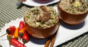 Beef Fried Rice Recipe | Lazzat